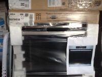 Bosch intergrated oven