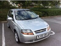 CHEVROLET CALOS 1.4L LOW MILEAGE 12Month MOT