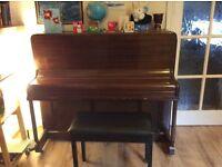 Beautiful upright piano £160