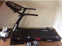 Reebok ZR9 treadmill for sale.