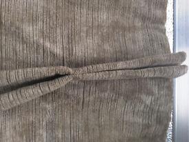 Laura Ashley Hand Made Luxurious Winter Cotton Blend Velvet Curtains