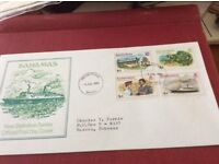 First Day Covers - Stamps x 2