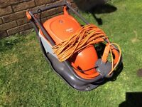 FLYMO HOVER COMPACT 330 LAWNMOWER / LAWN MOWER - ELECTRIC