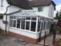 Conservatory all in working order