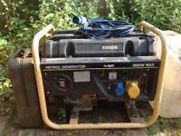 Petrol generator 3.5kw