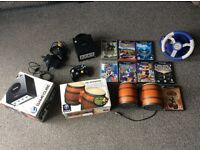 Nintendo GameCube Boxed with 8 Games