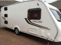Sprite Major 6 2011 Touring Caravan For Sale