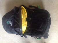 Craghopper dri pac technology 45 l rucksack