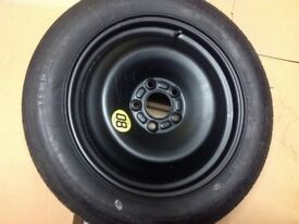 Ford Focus C-Max Space Saver Spare Wheel Brand New