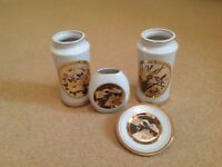Collectable Chokin - Japanese 4 ITEMS