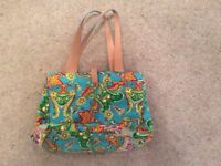 Ralph Lauren canvas bag - new