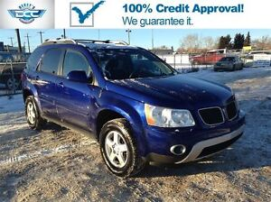 2006 Pontiac Torrent AWD Amazing Value!! Heated Seats & Low KM'S