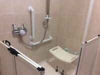 Disabled shower equipment very good condition