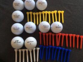 10 Top Flite Golf Balls inc. Hospitality
