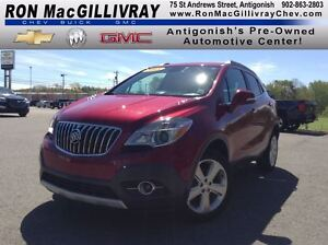 2015 Buick Encore CX..AWD..Camera..Satellite..GM Certified