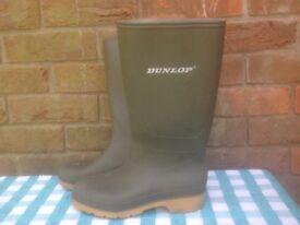 Wellington boots size 3 junior/adult