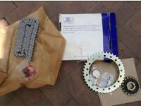 Triumph speed triple 2005 sprocket and chain