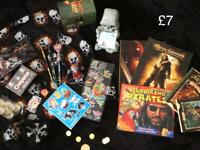 Pirate items for sale