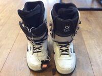 Vans men's snowboard boots (worn) UK size 12 £50