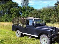 Land Rover Series III Ex Mod 1984