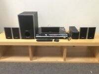 Used Sony DVD/cd player with surround sound