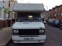 CAMPER VAN FOR SALE £4500 ONO In reasonable condition for age.