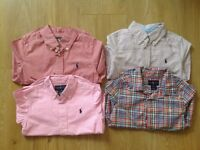 Ralph Lauren boys shirts bundle size 3/3T 3-4 years