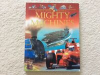 Mighty Machines paperback book