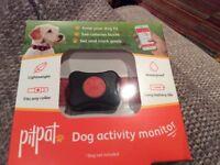 PITPAT dog monitor BNIB