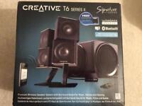 Creative T6 series II SPEAKERS