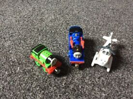 Thomas set of 3 trains