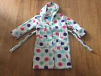 Mini boden kids dressing gown