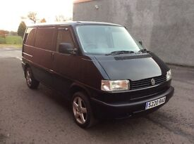Vw T4 day/bike van/campervan