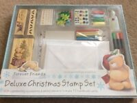 Forever friends xmas stamp set