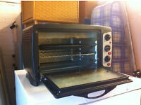 small oven Andrew Johns grill