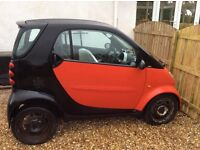Smart Car Spares or Repair