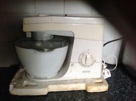 Kenwood cake mixer