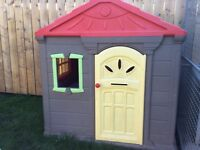Playhouse Wendyhouse outdoor