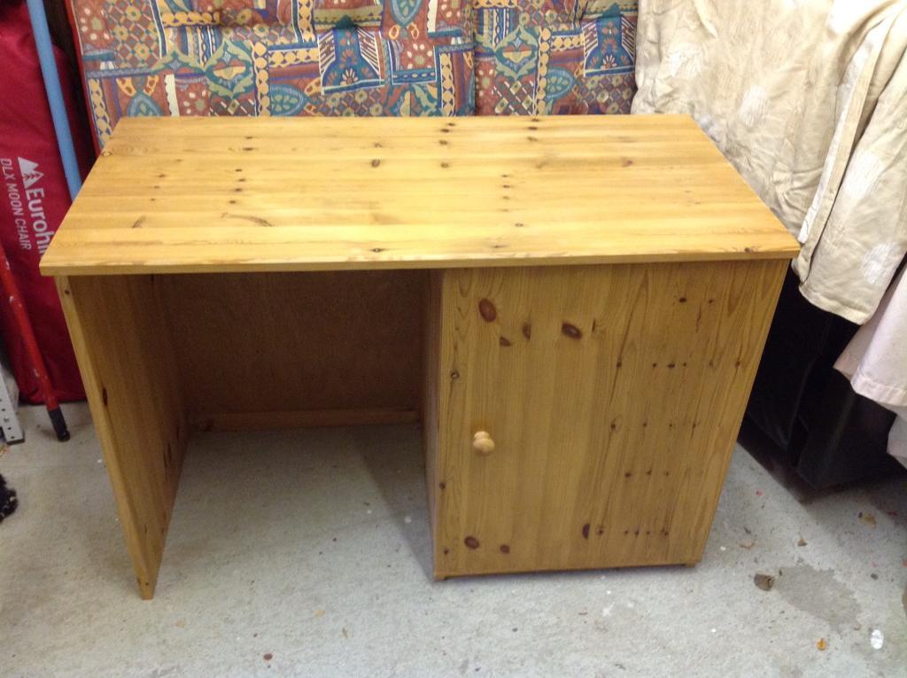 Bespoke Pine Desk Unit