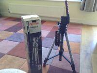 Camera tripod hama for video and camera