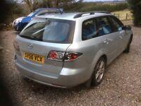 Mazda 6 estate diesel