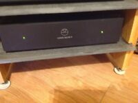 Wanted Late Linn Klout Amplifier with BFA Speaker Plugs