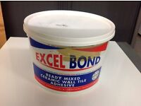 Tile Adhesive 15kg tub free to a good home. !!!!