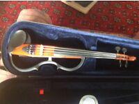 Yamaha Electric/Silent Violin