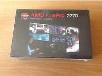 NEW SEALED AMD FirePro 2270 Professional Graphics