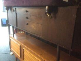 Reduced Vintage retro sideboard