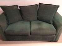 3 Seater Settee Very Comfortable could do with a clean