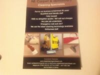 North East Carpet & Upholstery Cleaners.