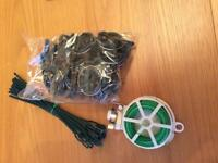 Plant ties kit