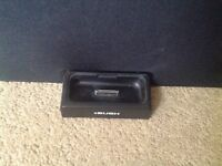 Bush speaker with iPod/iPhone 1 to 4 docking station